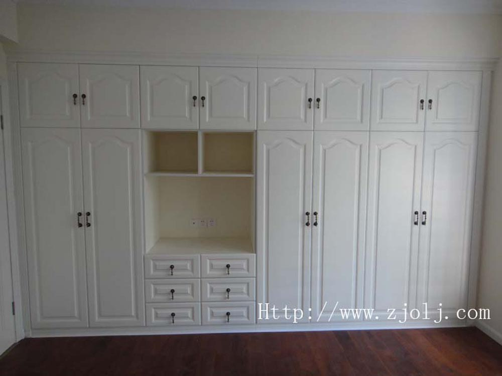 | 欧式家具定制系列 >> 欧式定制衣柜 >> 筑家欧莱居[全屋定制] 深圳定做欧式衣柜